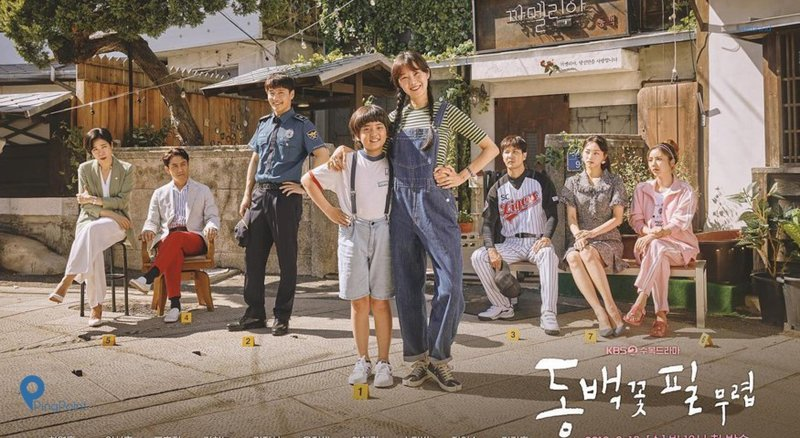 3 Drama Korea Populer di Bulan November Ini Wajib Ditonton When the Camellia Blooms