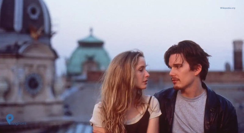 4 Rekomendasi Film Romantis Selama Isolasi Diri Before Sunrise
