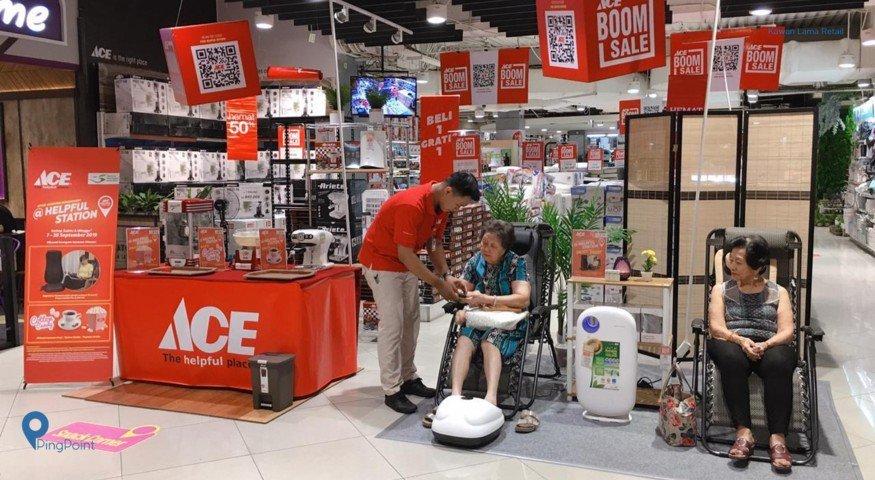 Ace Hardware Gelar Pesta Promo Belanja Boom Sale