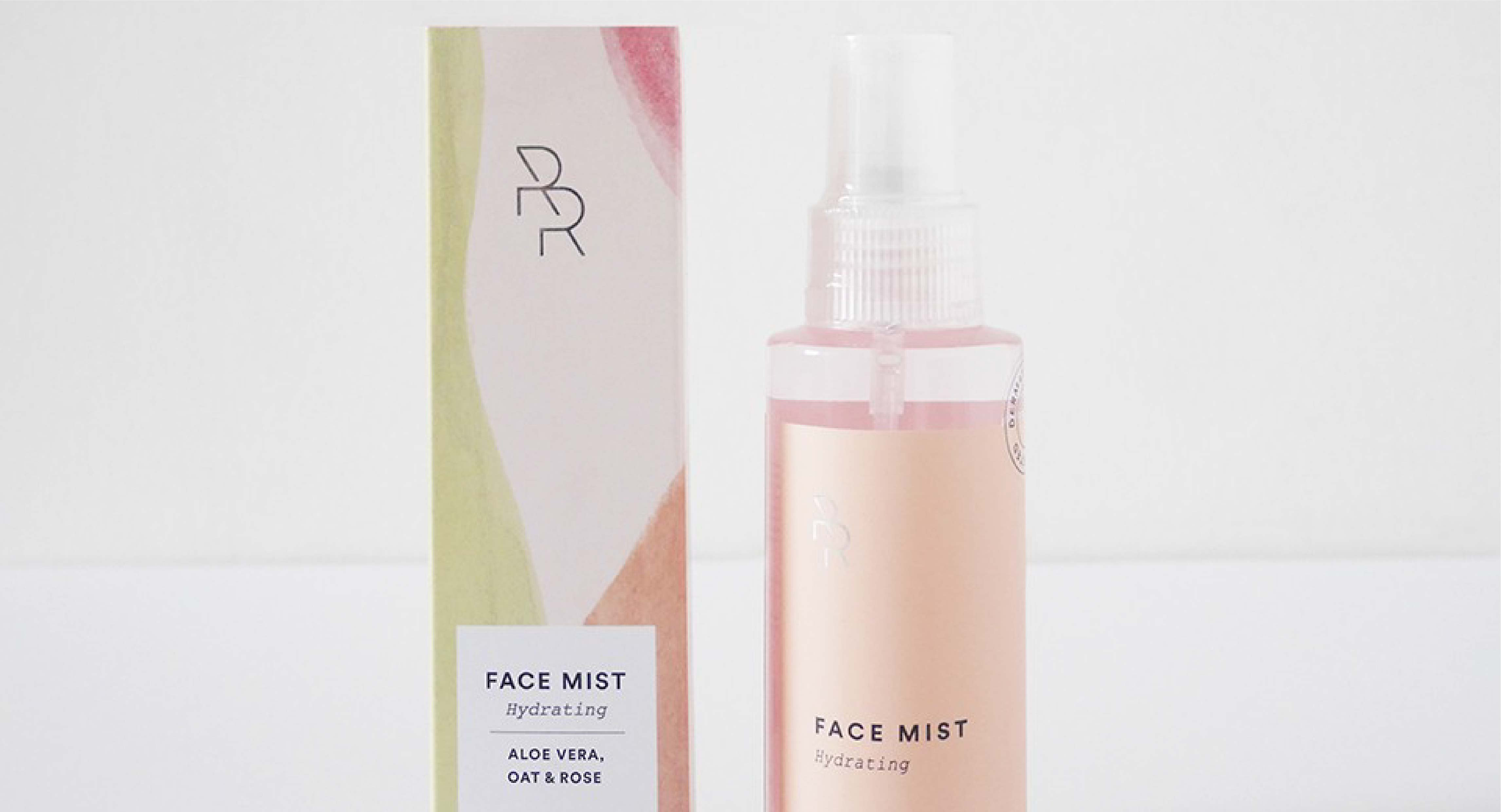 Rollover Reaction Face Mist