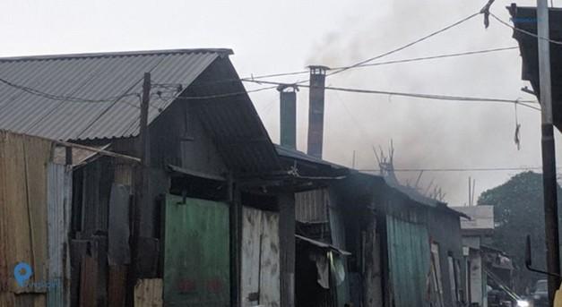 Pengukur Udara Akan Dipasang di Lapak Arang Batok & Alumunium