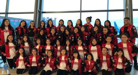 Atlet Cheerleaders Indonesia Raih Prestasi di Asian Junior Cheerleding