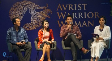 Avrist Senang dengan Hasil Program Avrist Warrior Woman