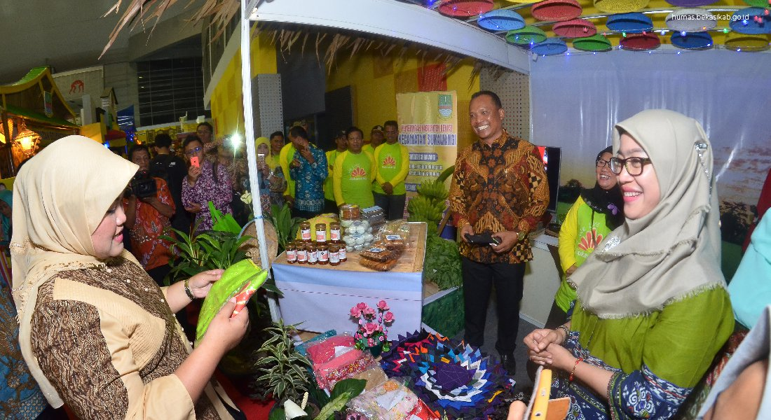 Dinas Koperasi Umkm Kabupaten Bekasi Siap Fasilitasi Promosi Umkm