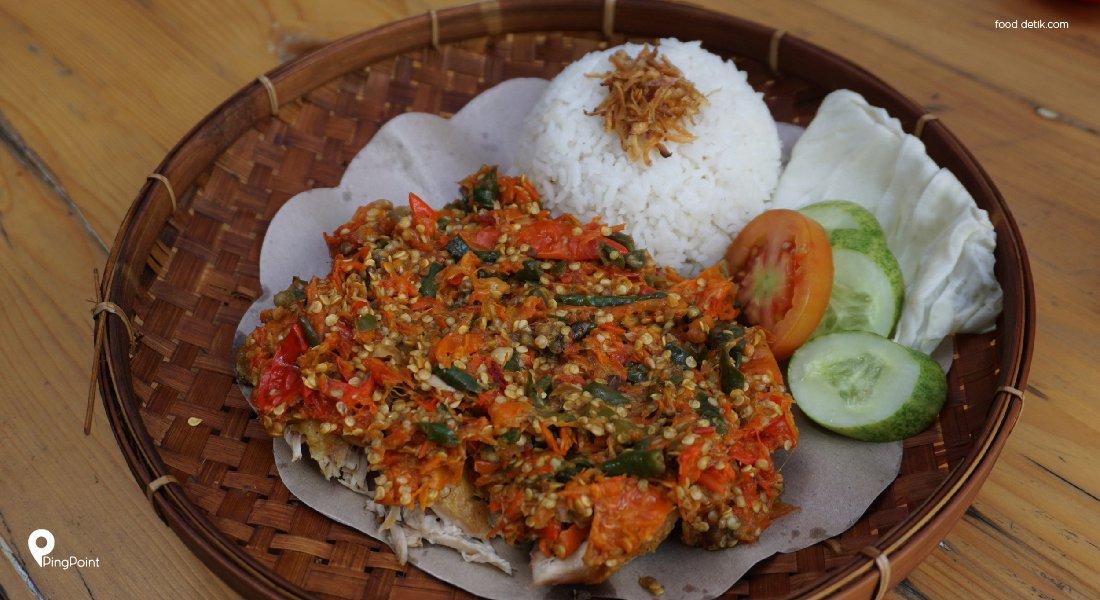 Suka Makanan Pedas Ini 4 Kedai Ayam Geprek Di Bekasi