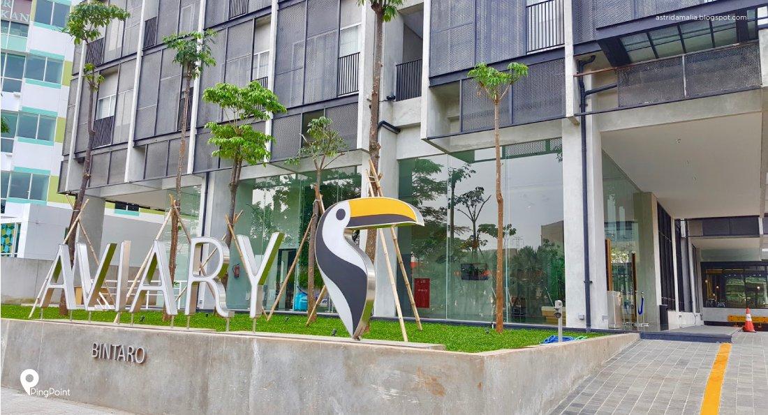 aviary hotel bintaro merangkul komunitas untuk promosi rh pingpoint co id