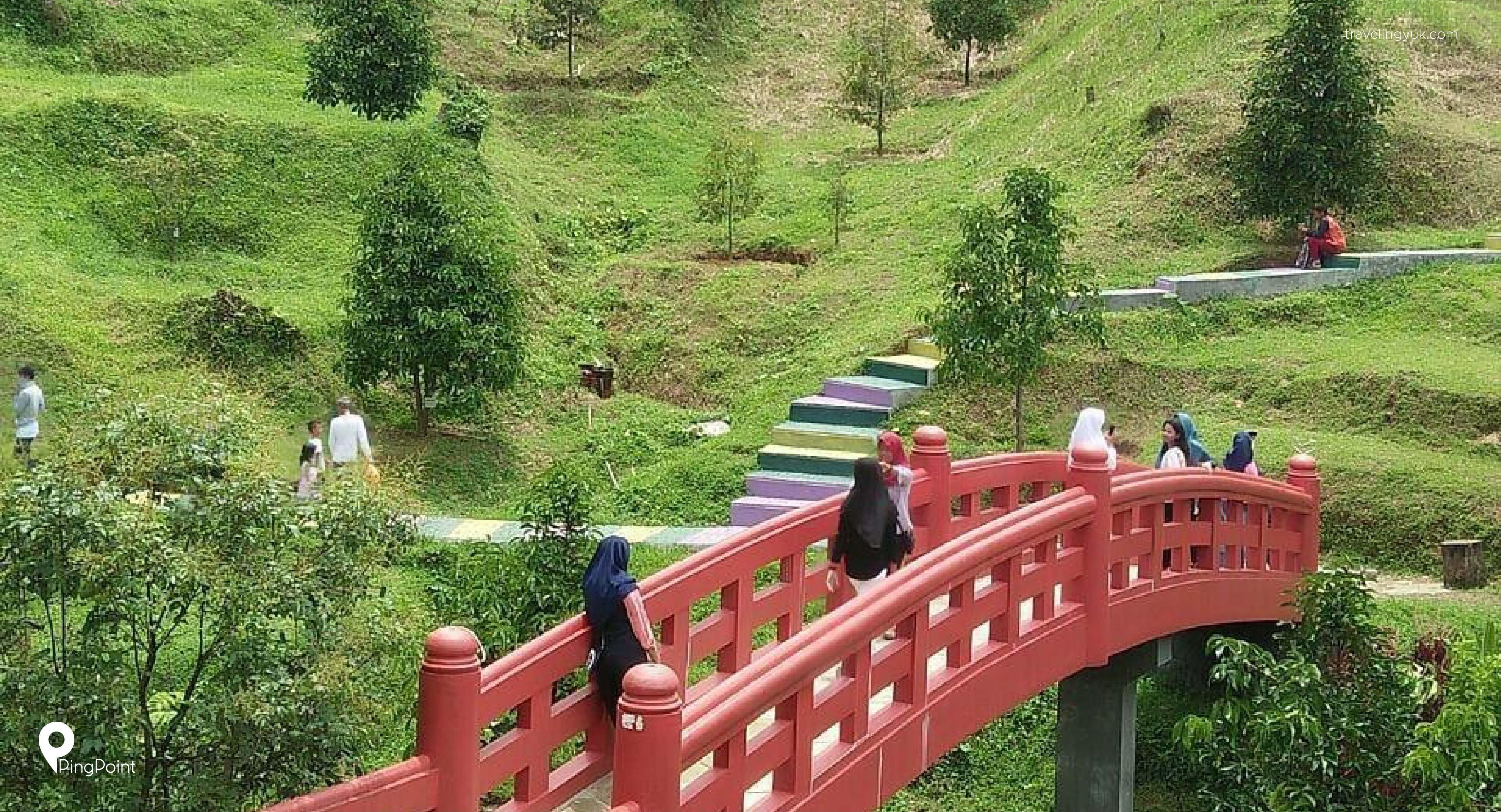 Taman Buah Cikaret, Destinasi Wisata di Bogor Jawa Barat