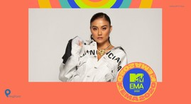 Bersama BTS Agnez Mo Masuk Nominasi MTV Europe Music Awards 2020