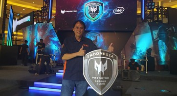 Final Kompetisi eSports Indonesia Predator League 2020 Digelar di Kokas