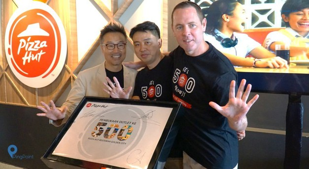 Ini Alasan Pizza Hut Buka Outlet ke-500 di Bekasi Utara