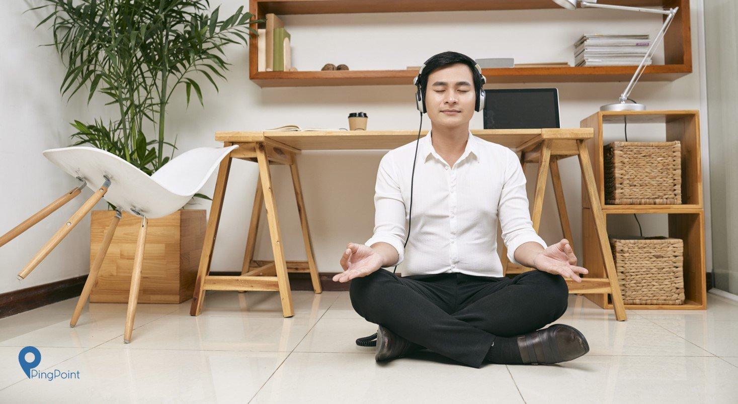Hasil gambar untuk Lengkapi Desain Ruang Meditasi dengan Musik Meditatif