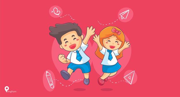 Unduh 73 Background Anak Sekolah Sma Gratis Terbaik