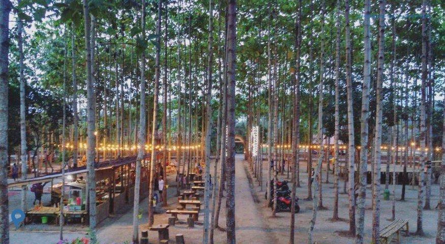 Berkunjung Ke Tempat Wisata Adventure Kawung Tilu Bojong Rangkas
