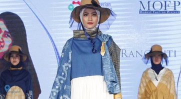 Kemenperin Kembali Gelar Modest Fashion Project