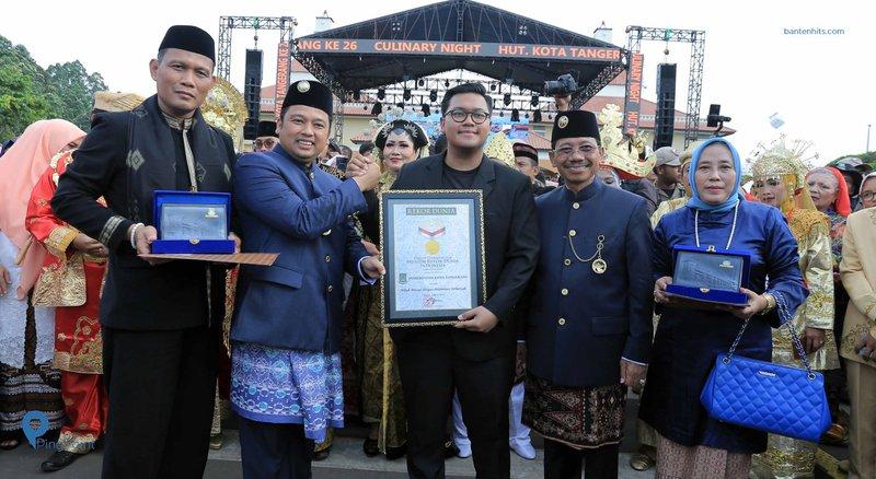 Kemeriahan Puncak HUT Kota Tangerang ke-26 Tangerang Ngabesan