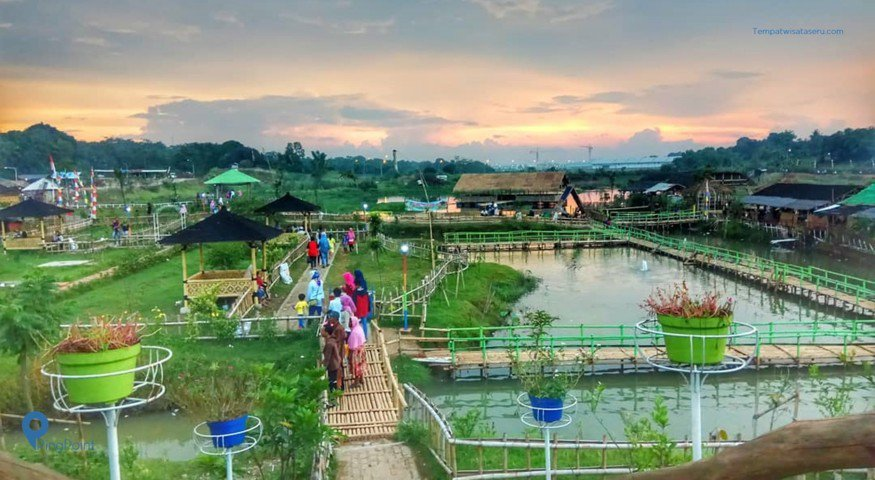 Kenalkan Taman Limo Jatiwangi Tempat Wisata Keluarga Di Bekasi