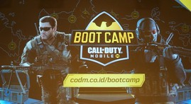 Melalui Boot Camp, Garena Gandeng Komunitas Call of Duty Mobile