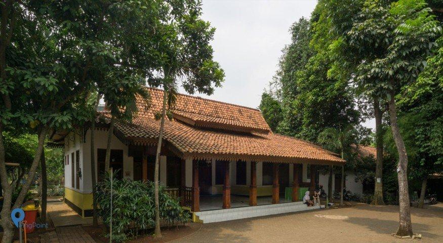 60 Rumah Tradisional Betawi Gambar Gratis