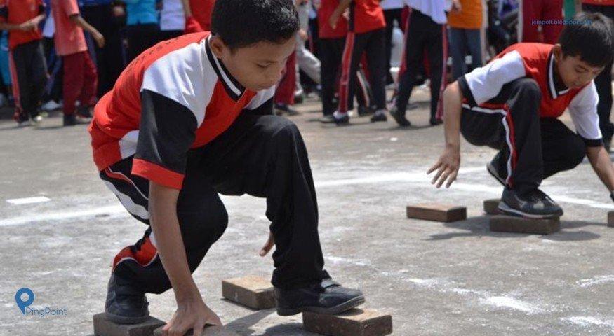 Permainan Olahraga Tradisional Lari Balok Populer Di 17an