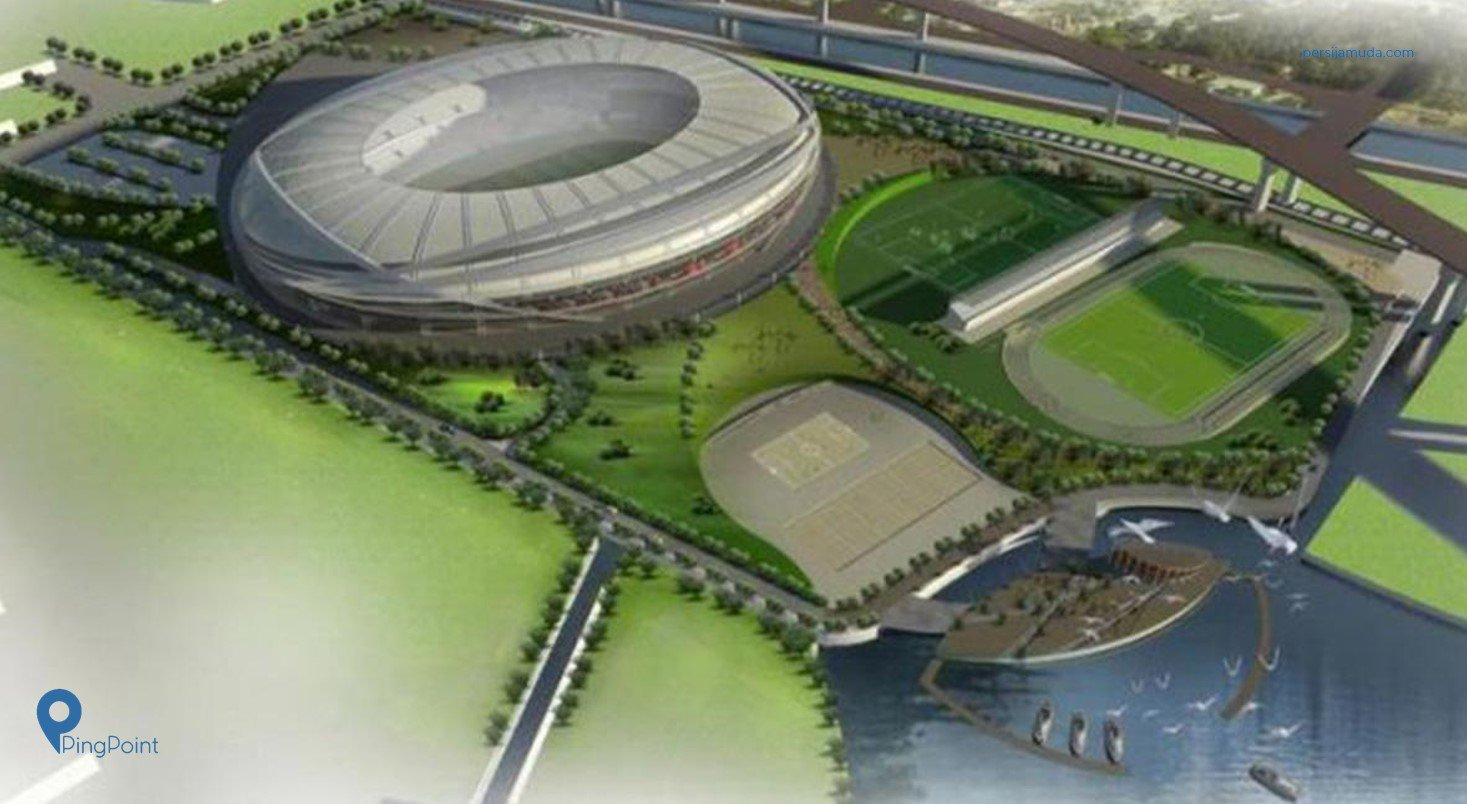 Jakarta International Stadium Image: Pemprov DKI Akhirnya Bangun Jakarta International Stadium