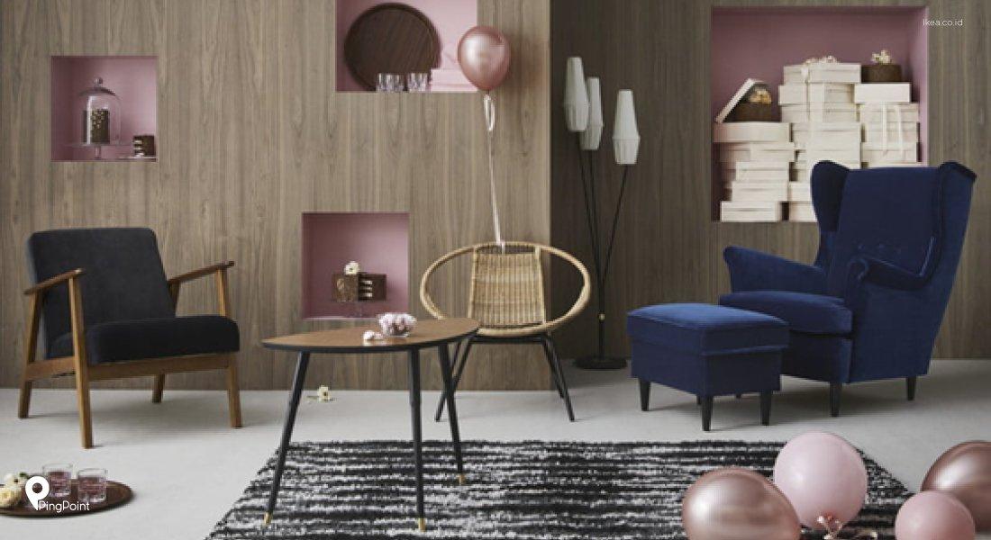 SERPONG BISNIS AKHIR TAHUN INI IKEA ALAM SUTERA original