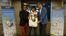 Sony Indonesia Umumkan Juara Sony Eco Shopping Bag Contest